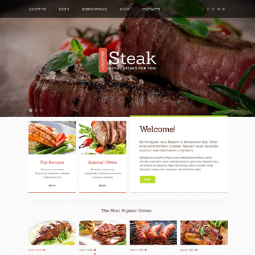 Website Template № 49392