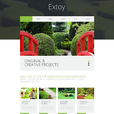 Website Template № 49404
