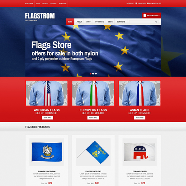 Website Template № 49412