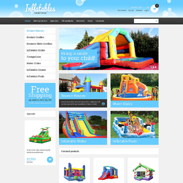 Website Template № 49471