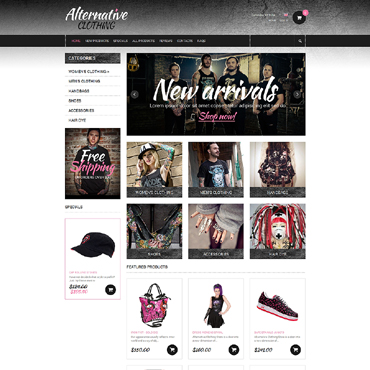 Website Template № 49472