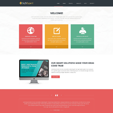 Website Template № 49485