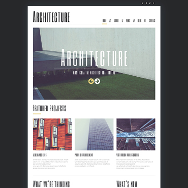 Website Template № 49486