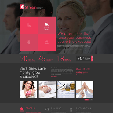 Website Template № 49488