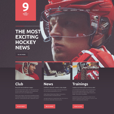Website Template № 49489