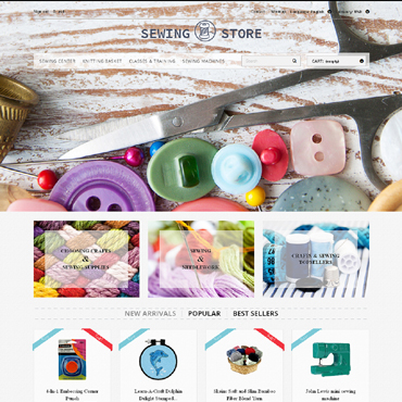 Website Template № 49542