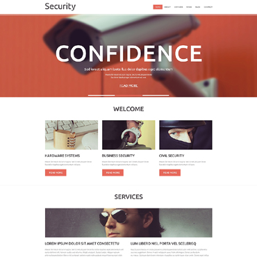 Website Template № 49567