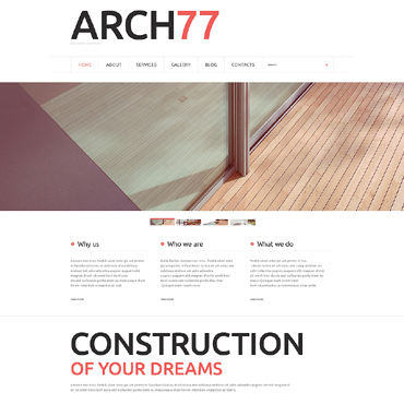 Website Template № 49571