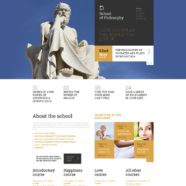 Website Template № 49574
