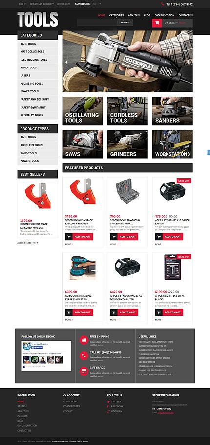 plantilla 49594 herramientas y equipos shopify. Black Bedroom Furniture Sets. Home Design Ideas