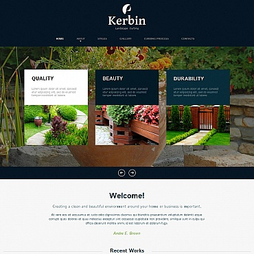 Website Template № 49618