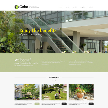 Website Template № 49636