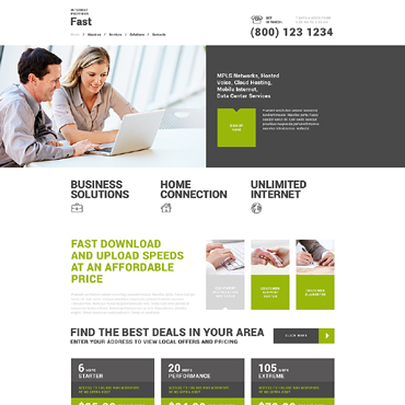 Website Template № 49654