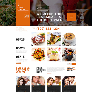 Website Template № 49657