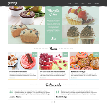 Website Template № 49658