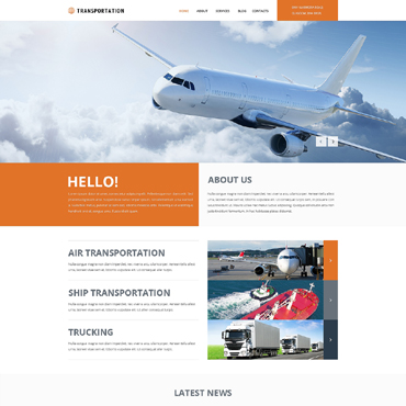 Website Template № 49661