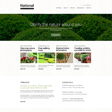 Website Template № 49666