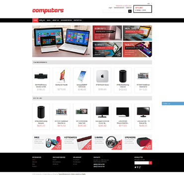 Website Template № 50112