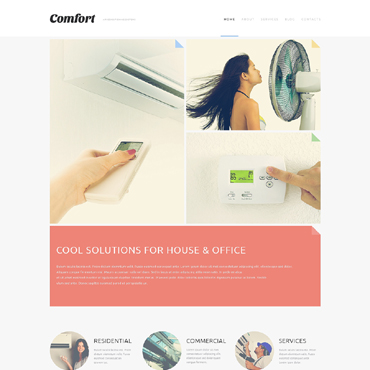 Website Template № 50487