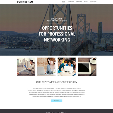 Website Template № 50490