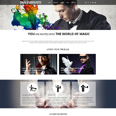 Website Template № 50532