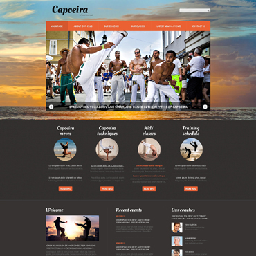 Website Template № 50597