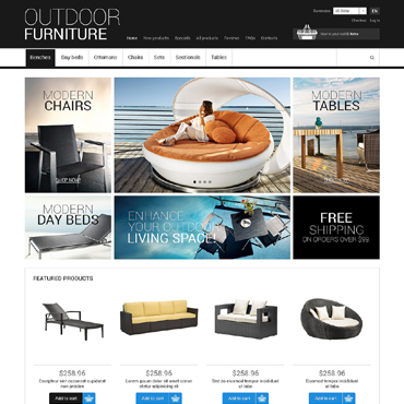Website Template № 50602