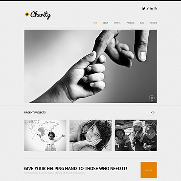 Website Template № 50611