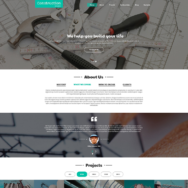 Website Template № 50619