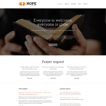 Website Template № 50620