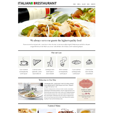 Website Template № 50621