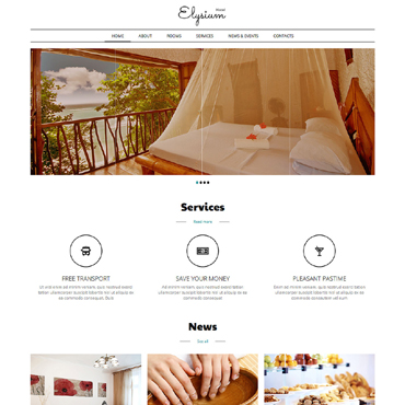 Website Template № 50684