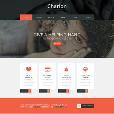 Website Template № 50690