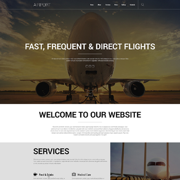 Website Template № 50704