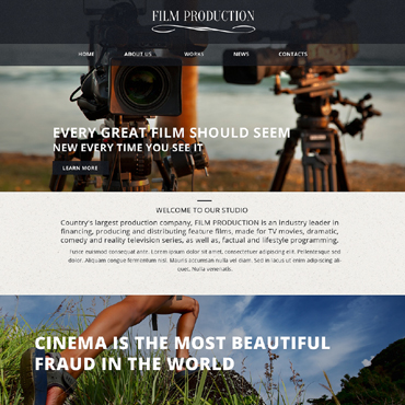 Website Template № 50751