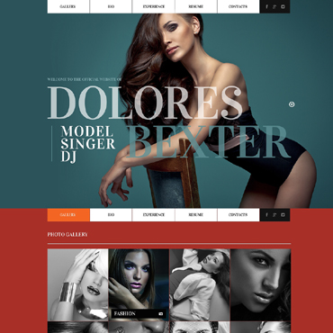 Website Template № 50778