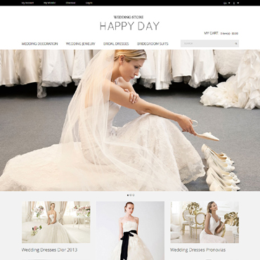 Website Template № 50782