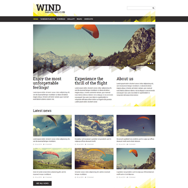 Website Template № 50798