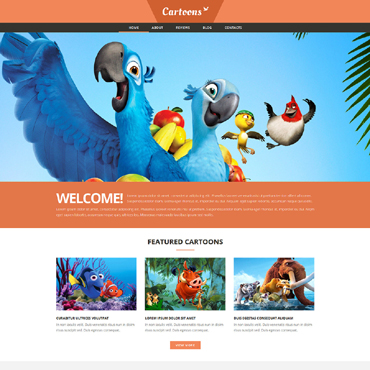 Website Template № 50860