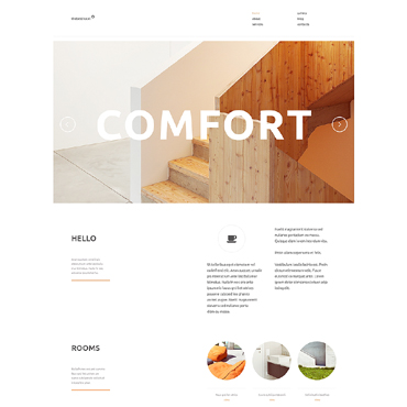Website Template № 50862