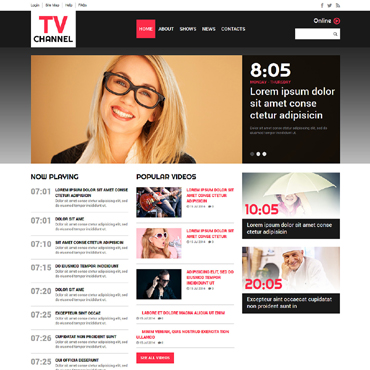 Website Template № 50864