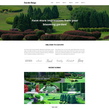 Website Template № 50866