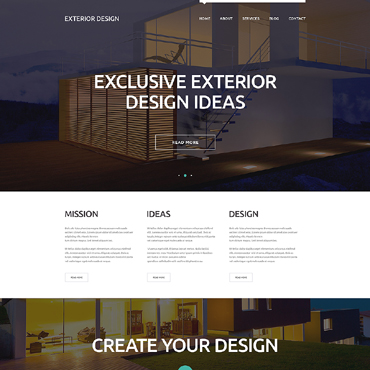 Website Template № 50875