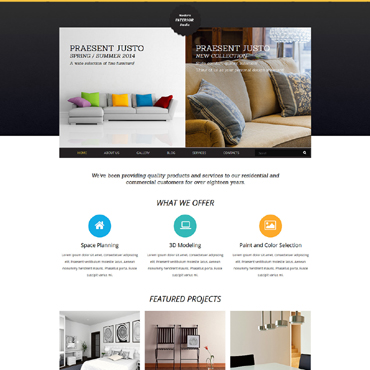 Website Template № 50901