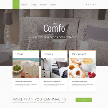 Website Template № 50921