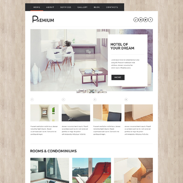 Website Template № 50933