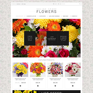Website Template № 50971