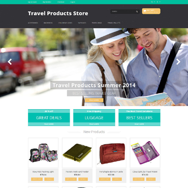 Template Turism Magento #50981