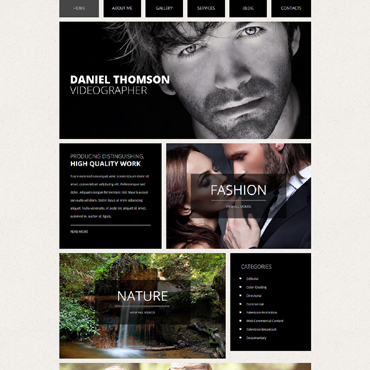 Website Template № 50983