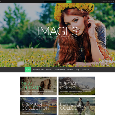 Website Template № 50991